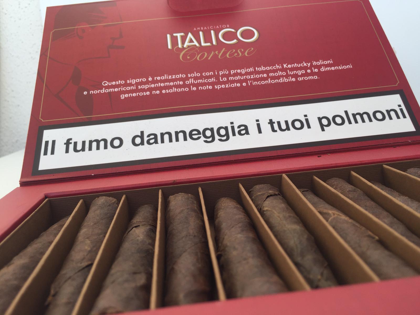 ITALICO CORTESE, UN ONDATA DI RAFFINATO GUSTO
