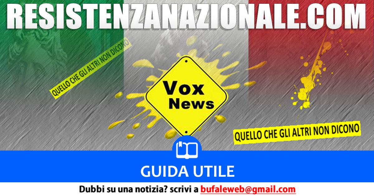 Fonte immagine: Bufale.net