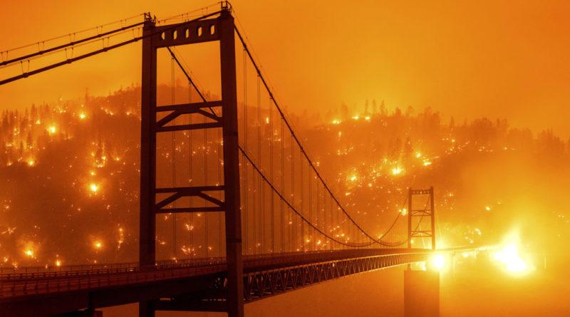 INCENDI IN CALIFORNIA: CE NE ACCORGIAMO SOLO ORA?