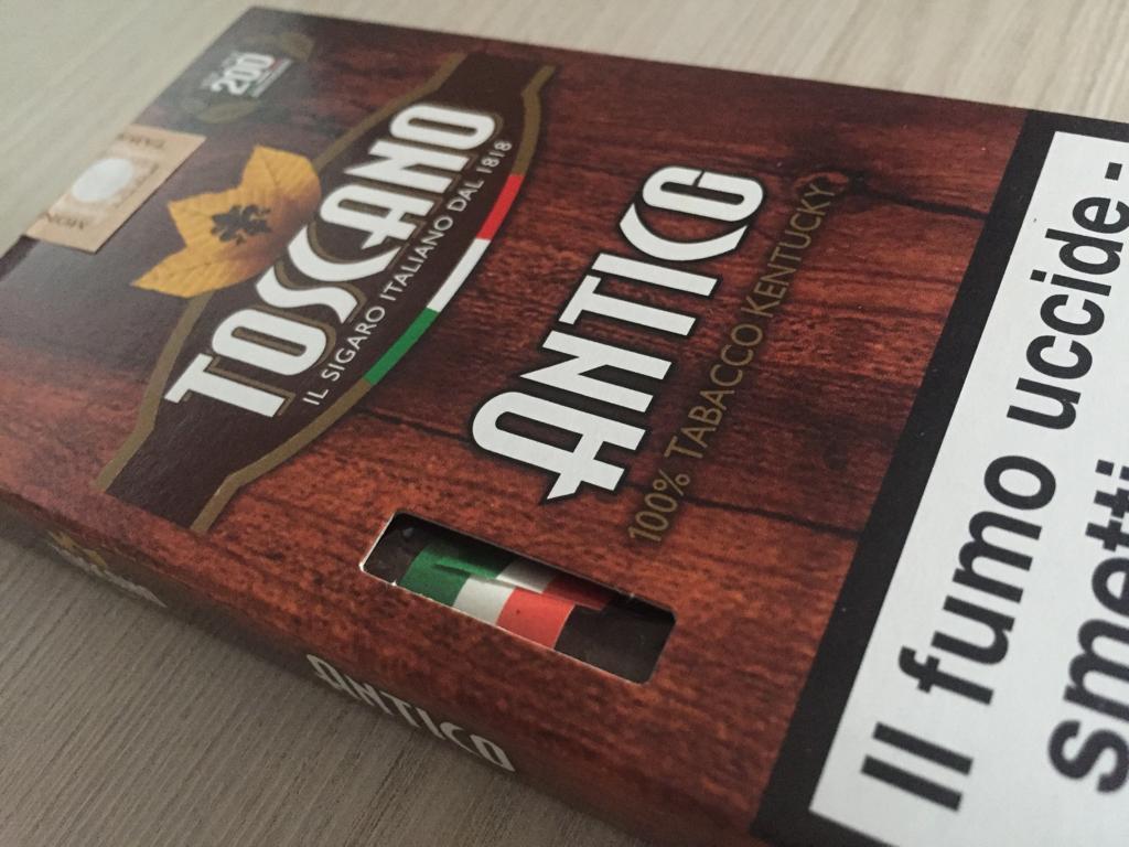 ANTICO TOSCANO, CUORE ITALIANO